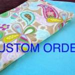 Custom Order: Your Choice of Fleece..