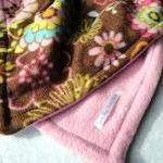 Fleece Toddler / Baby Blanket 'Wild..