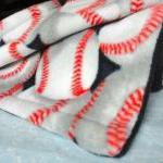 Baby Blanket 'Baseball Dreams' BUG ..