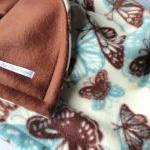 Fleece Toddler/ Baby Blanket : 'But..