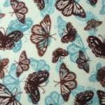 Fleece Fitted Sheets 'Butterfly Dre..