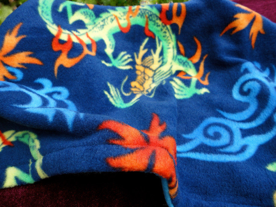 Chinese Dragons for Boys & Girls Cozy Fleece Fitted Sheets Fits Cribs and Toddler Beds